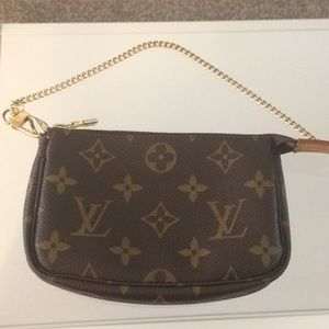 Louis Vuitton MM small clutch/evening bag